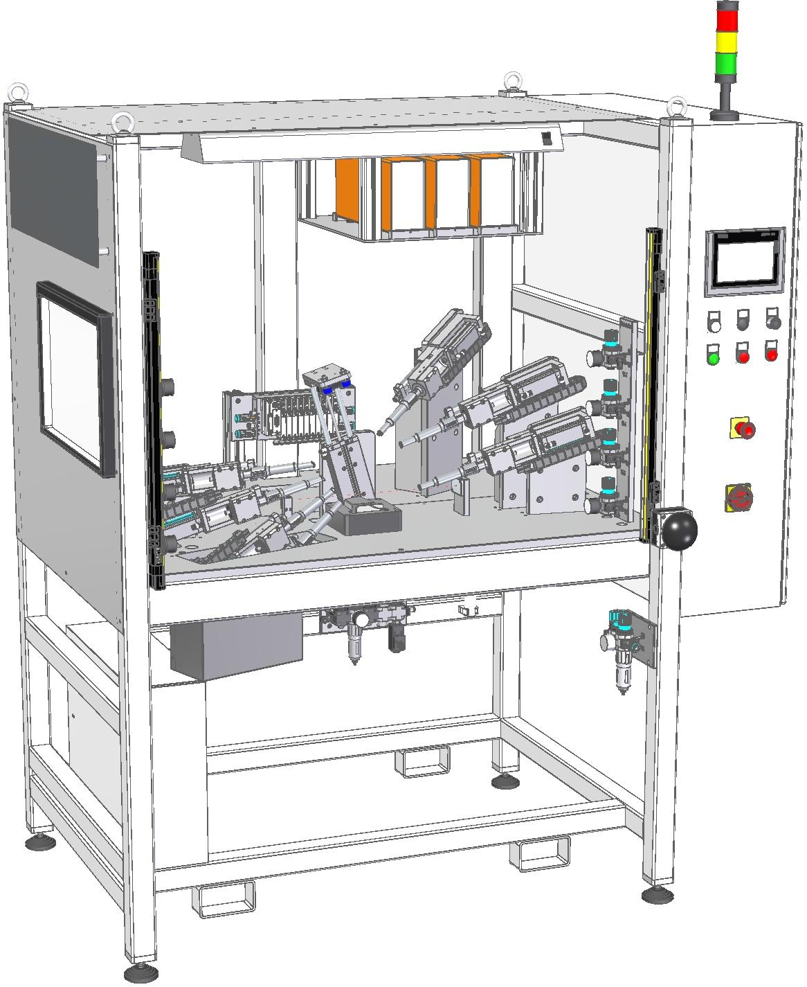 Products Maschinen Technik Vogt Gmbh Ultrasonic Welding Diagram Machine For The Automotive Industry